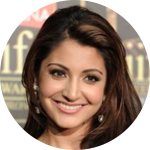 Anushka Sharma on TM